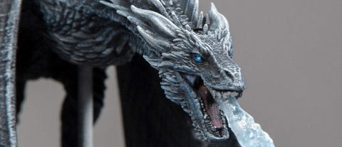Game of Thrones - Viserion Ice Dragon Ver.