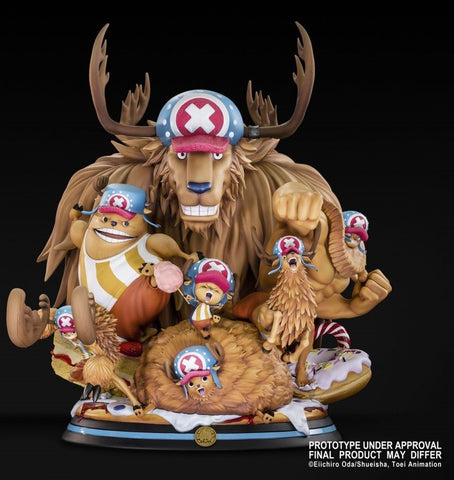One Piece HQS Tsume - Chopper