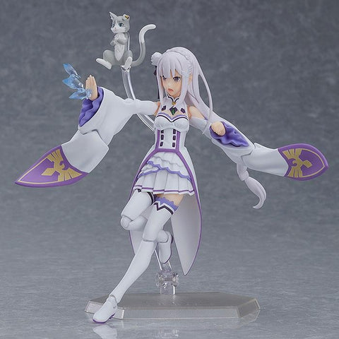 Re:ZERO - Starting Life in Another World - Figma Emilia