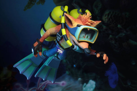Crash Bandicoot - Deluxe Scuba Crash