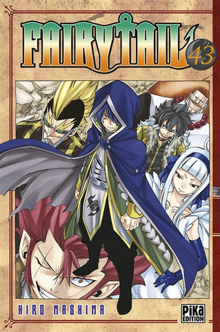 Fairy Tail - Tome 43