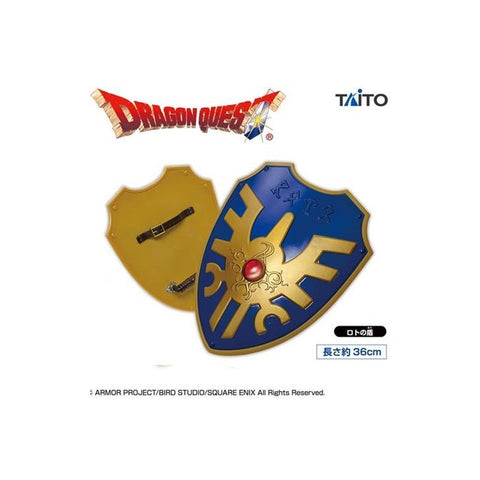 Dragon Quest - Schild van Luca