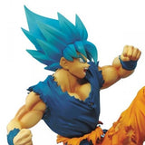 Dragon Ball Super - Sangoku SSJ God Blue Z-Battle Figure