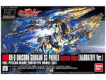 HG - RX-0 Unicorn Gundam 03 Phenex Destroy Mode Narrative Ver. Gold Coating