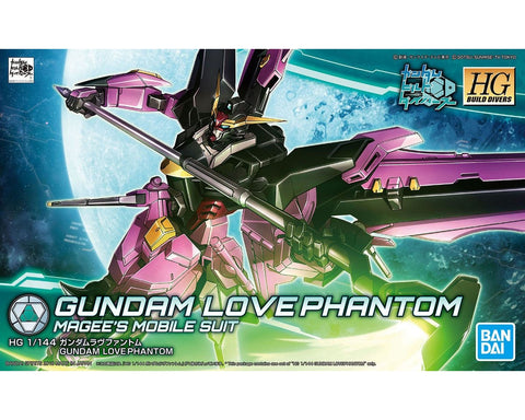HG - Gundam Love Phantom