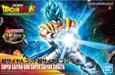 Dragon Ball Super - Figure Rise Gogeta Blue