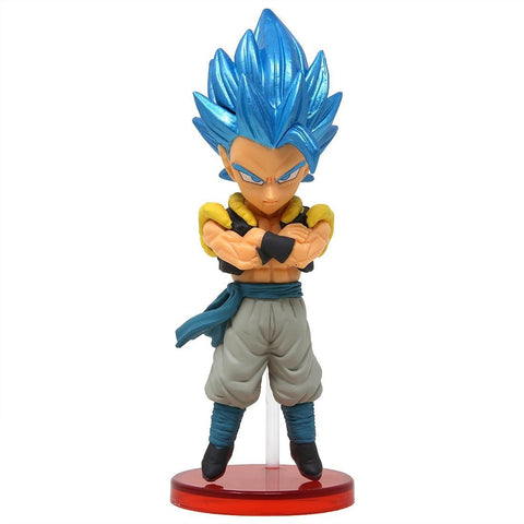 Dragon Ball World Collectable Figure Broly The Movie - Gogeta SSJ Blue WCF