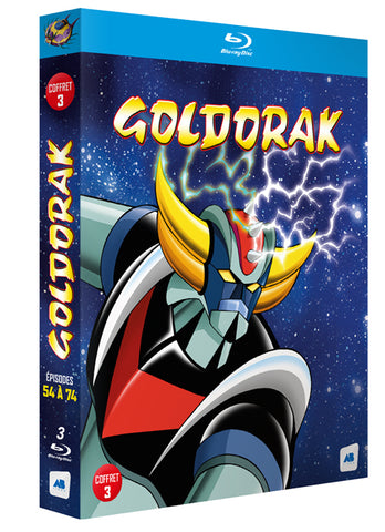 Goldorak - Remasterisé - Volume 3