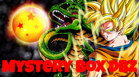 MYSTERY BOX - DRAGON BALL