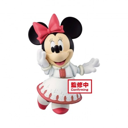 Disney Figurine - Fluffy Puffy : Minnie Mouse