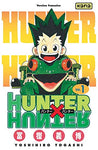 Hunter X Hunter : Tome 01