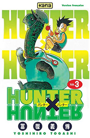 Hunter X Hunter : Tome 03