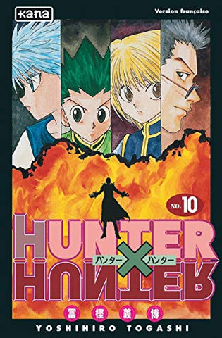 Hunter X Hunter : Tome 10