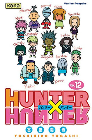Hunter X Hunter : Tome 12