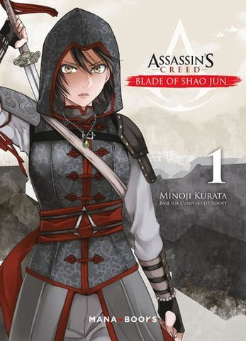 Assassin's Creed - Tome 01 : Blade of Shao Jun