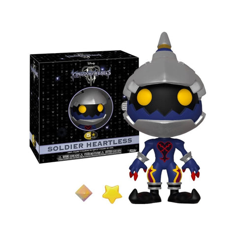 Funko Pop Five Star- Kingdom Hearts - Soldier Heartless