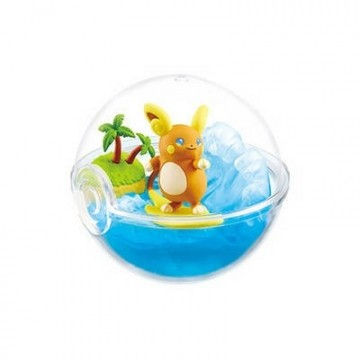 Pokemon Terrarium Collection 2 - Alola Sun & Moon - Raichu