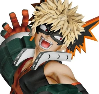 My Hero Academia - The Amazing Heroes Vol.3 : Katsuki Bakugou