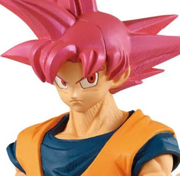 Dragon Ball Super Movie Cyokoku Buyuden - Super Saiyan God Son Goku