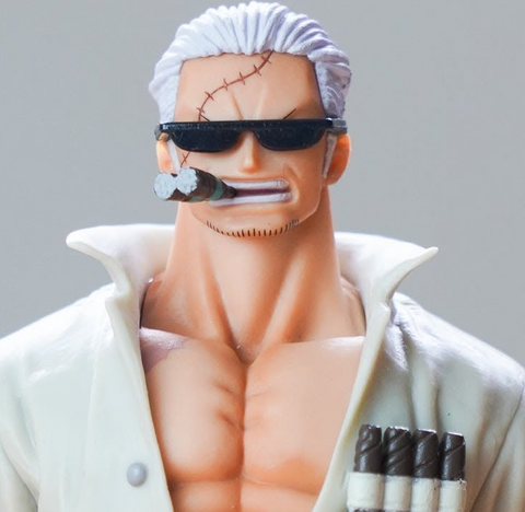 "One Piece ""Stampede Movie"" - DXF The Grandline Men Vol.3 (A) : Smoker"