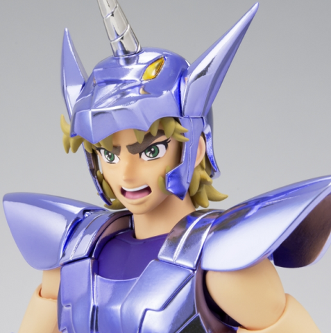 "Saint Seiya - Myth Cloth ""Revival"" : Unicorn Jabu"