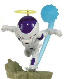 Dragon Ball Super - World Collectable Diorama (WCD) : Freezer