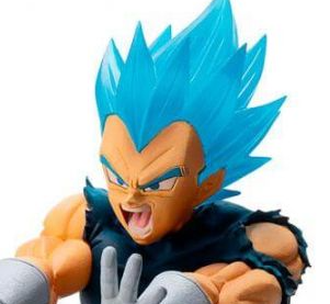 Dragon Ball Super - Ichibansho : Super Saiyan God Super Saiyan Vegeta