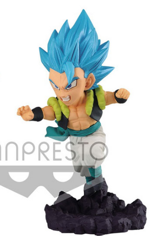 Dragon Ball Super - World Collectable Diorama (WCD) : Gogeta