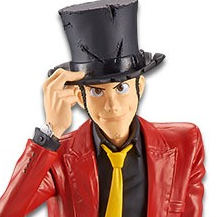 LUPIN THE THIRD - Master Stars Piece : Lupin
