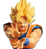 Dragon Ball Z - The Android Battle with Dragon Ball Fighter Z : Super Saiyan Son Goku