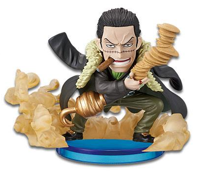 One Piece - WCF Burst : Crocodile