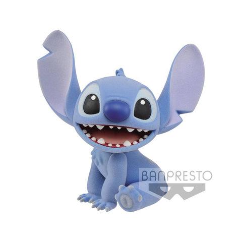 LILO & STITCH - PLUIZIGE PUFFY - STEEK - 9CM