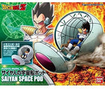 Dragon Ball Z - Model Kit : Mechanics Saiyan Space Pod