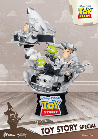 TOY STORY - SPECIAL EDITION - D-STAGE 15CM
