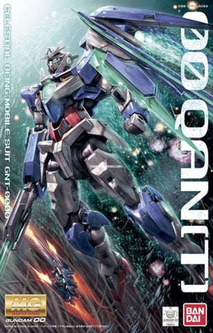 GUNDAM - MG 00 QAN'T' 1/100 - MODEL KIT