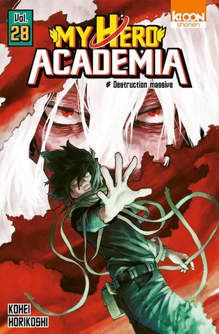 MY HERO ACADEMIA - TOME 28