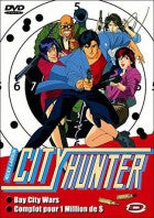 City Hunter : Bay City Wars + Complot pour 1 million de $ (1990) - DVD