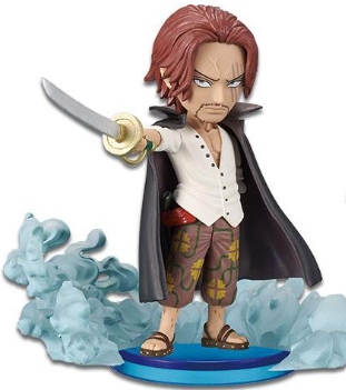 One Piece - WCF Burst - Shanks Le Roux