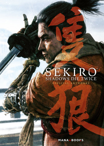 Sekiro : Shadows Die Twice - Official Artwork