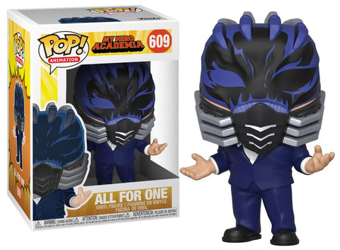 Funko POP! My Hero Academia : All For One (609)