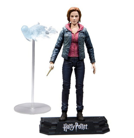 McFarlane Toys Action Figure - Harry Potter & the Deathly Hallows Part 2 : Hermione Granger