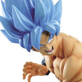 Dragon Ball Super - Figurine Son Goku SSGSS Kamehameha Tag Fighters