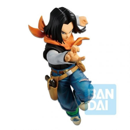 Dragon Ball Super - The Android Battle : Android 17