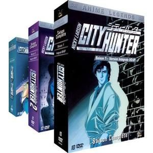 City Hunter ( Nicky Larson ) - Série TV