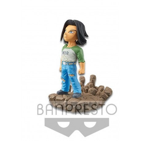 Dragon Ball Super - World Collectable Diorama (WCD) : Android 17