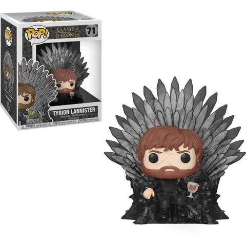 Funko Pop! Deluxe - Game Of Thrones : Tyrion