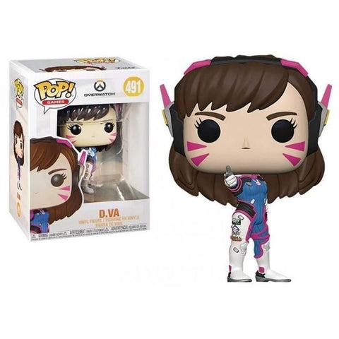 FUNKO POP! GAMES OVERWATCH D.VA