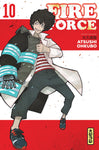 Fire Force - Tome 10