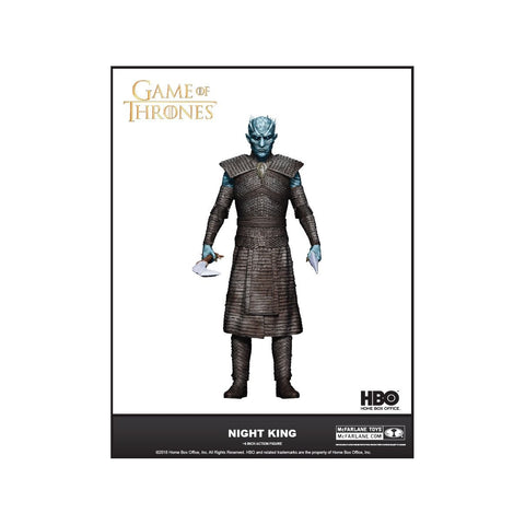 GAME OF THRONES - NIGHT KING ACTION FIGURE 18CM