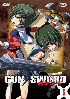 Gun x Sword - Vol. 5 - DVD